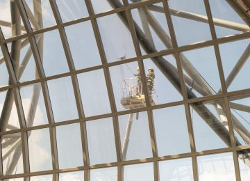 Mytí oken Praha 9