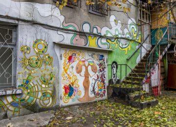 opatření proti graffitům