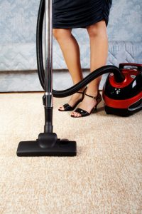 jak čistit koberec