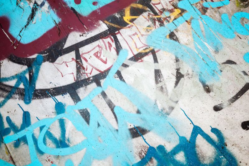 Brno Graffiti, čištění