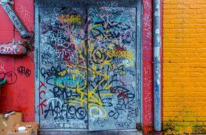 jak odstraňovat graffiti