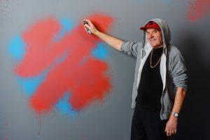 jak na graffiti