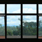 Umývanie okien po rekonštrukcii