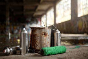 cena odstranění graffiti