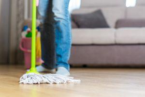 aby podlaha vydržela dlouho jako nová