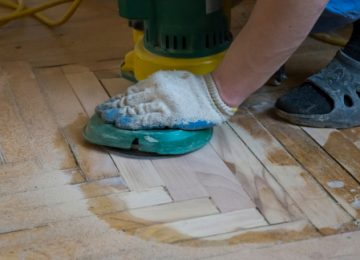 Betonové podlahy, Brno čištění